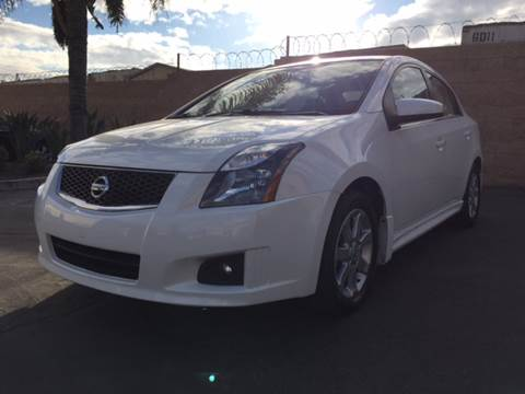 2012 Nissan Sentra for sale in Rancho Cucamonga, CA