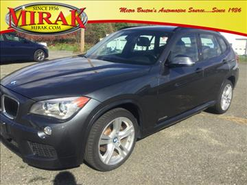2013 BMW X1 for sale in Arlington, MA
