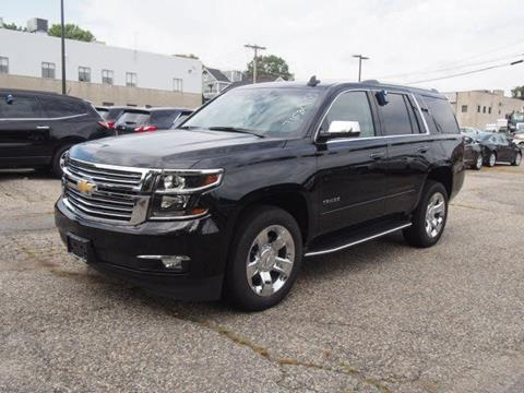 2017 Chevrolet Tahoe for sale in Arlington, MA