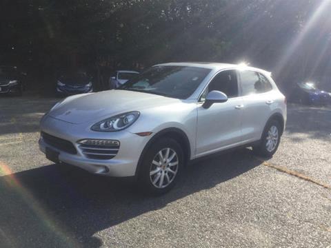2013 Porsche Cayenne for sale in Arlington, MA