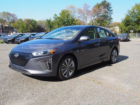 2017 Hyundai Ioniq Hybrid for sale in Arlington, MA