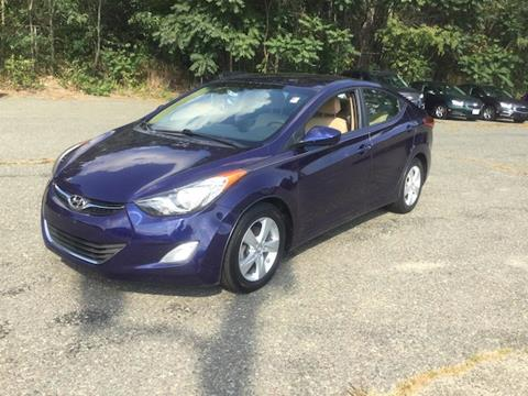 2013 Hyundai Elantra for sale in Arlington, MA