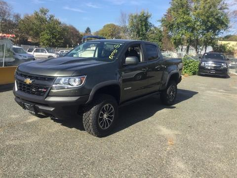 2018 Chevrolet Colorado for sale in Arlington, MA