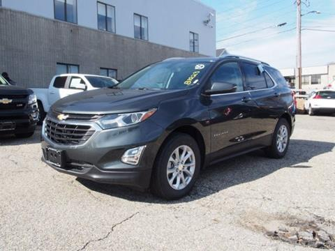 New Chevrolet Equinox For Sale In Arlington Ma