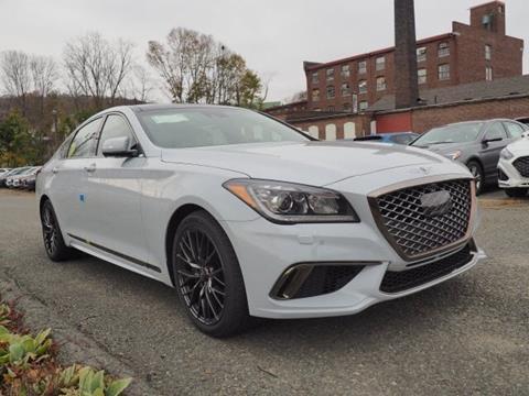 2020 Genesis G80 for sale at Mirak Hyundai in Arlington MA