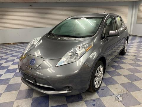 2015 Nissan LEAF for sale in Arlington, MA