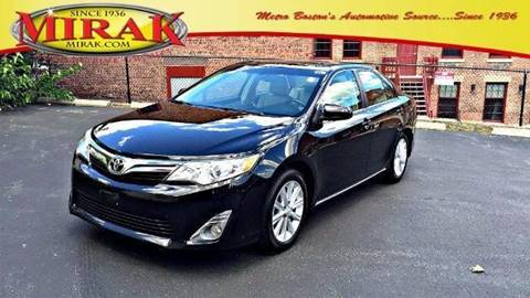 2012 Toyota Camry for sale at Mirak Hyundai in Arlington MA