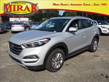 2017 Hyundai Tucson for sale in Arlington, MA