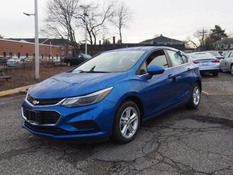 2017 Chevrolet Cruze for sale in Arlington, MA