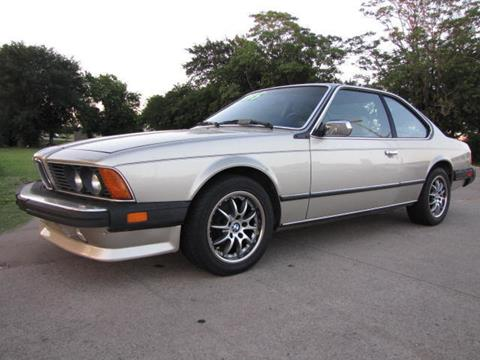 1985 BMW 6 Series for sale in Sand Springs, OK