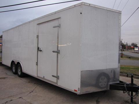 2016 Cargo Mate Enclosed Trailer
