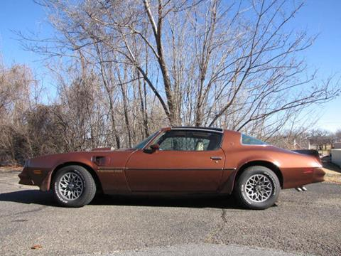 1978 Pontiac Trans Am for sale in Sand Springs, OK