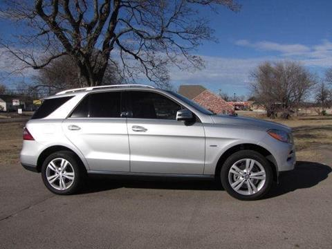 2012 Mercedes-Benz M-Class for sale in Sand Springs, OK
