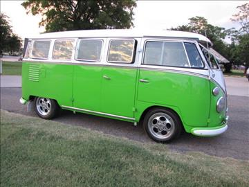 1964 Volkswagen Bus for sale in Sand Springs, OK
