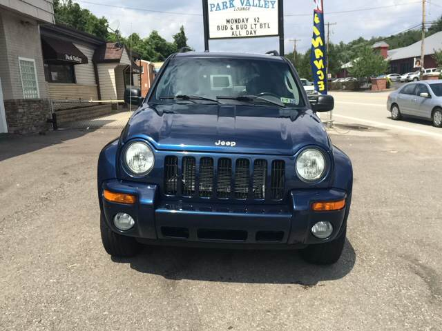2004 Jeep Liberty Limited 4WD 4dr SUV - Pittsburgh PA