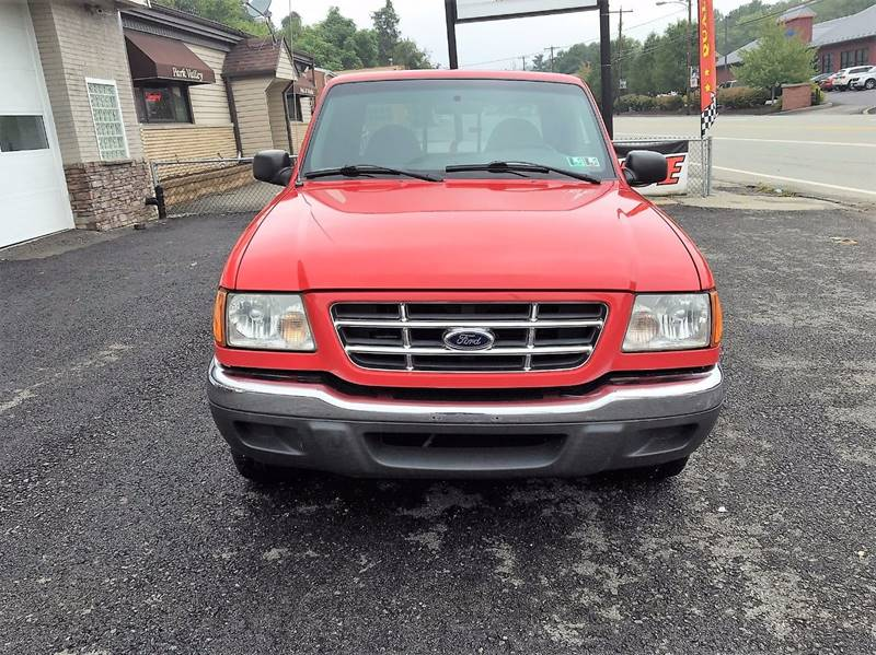 2002 Ford Ranger 2dr SuperCab XLT Appearance 2WD SB - Pittsburgh PA