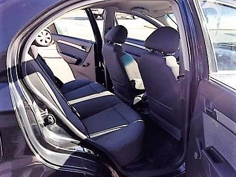 2008 Chevrolet Aveo LS 4dr Sedan - Pittsburgh PA