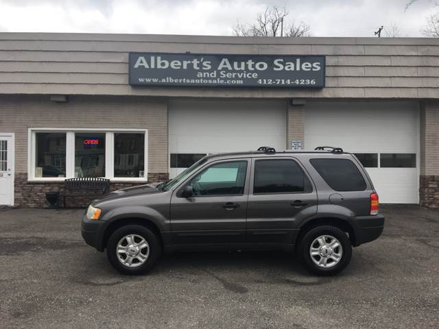 2003 Ford Escape XLT Popular 4dr SUV - Pittsburgh PA