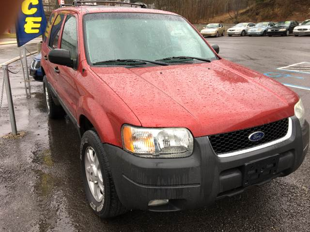 2004 Ford Escape XLT 4WD 4dr SUV - Pittsburgh PA
