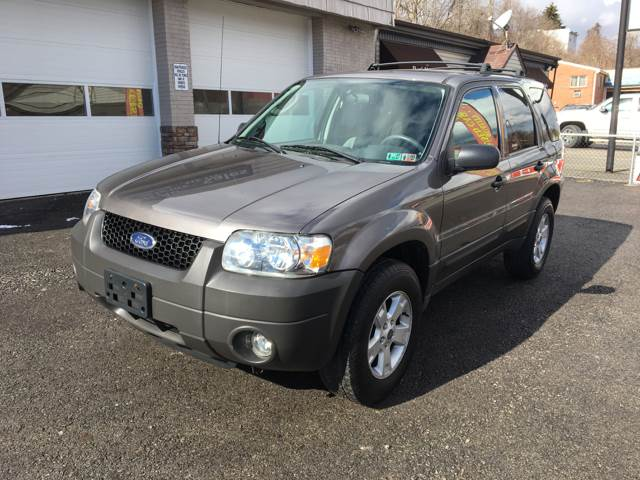 2006 Ford Escape AWD XLT 4dr SUV w/3.0L - Pittsburgh PA