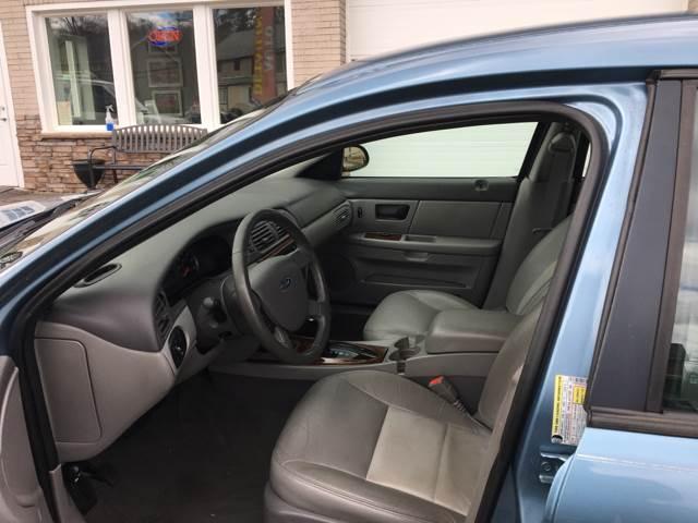 2006 Ford Taurus SEL 4dr Sedan - Pittsburgh PA