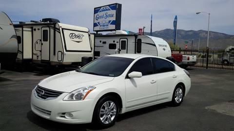 2012 Nissan Altima for sale in Albuquerque, NM