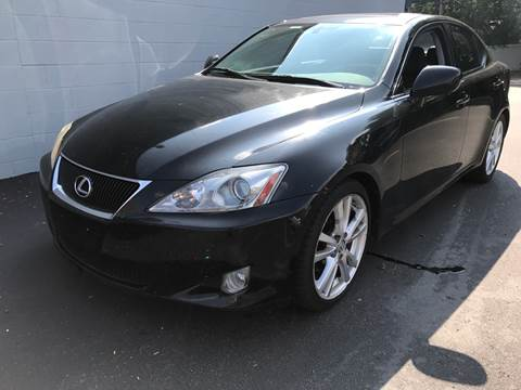2007 Lexus IS 250 For Sale In Royal Oak, MI
