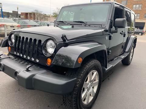 2012 Jeep Wrangler Unlimited for sale in Royal Oak, MI