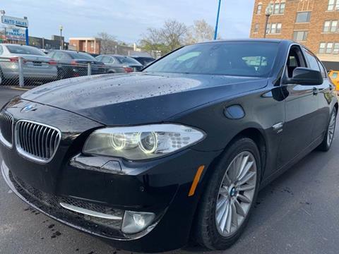 2011 BMW 5 Series for sale in Royal Oak, MI