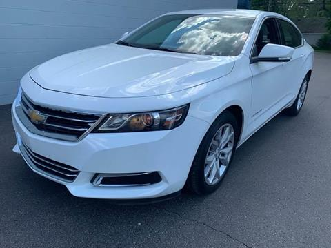 2017 Chevrolet Impala for sale in Royal Oak, MI