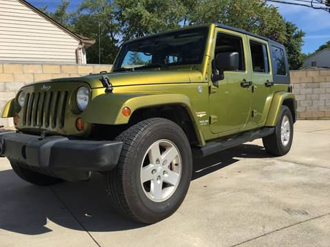 2007 Jeep Wrangler Unlimited for sale in Berkley, MI