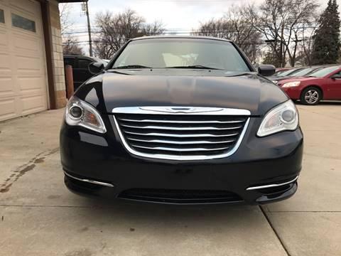 2012 Chrysler 200 for sale in Berkley, MI