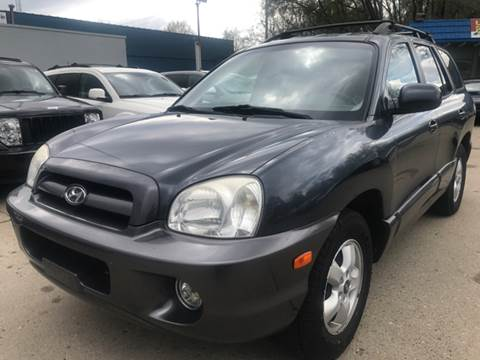 2006 Hyundai Santa Fe for sale in Royal Oak, MI