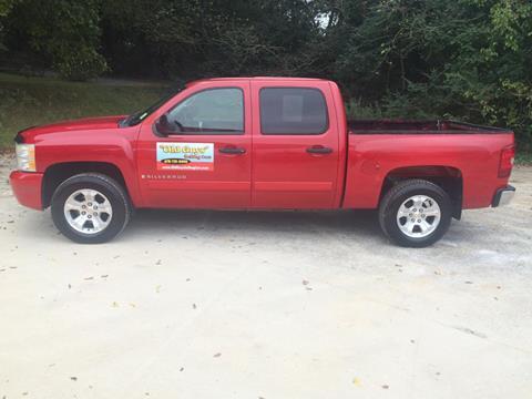 2008 Chevrolet Silverado 1500 for sale in Cartersville, GA