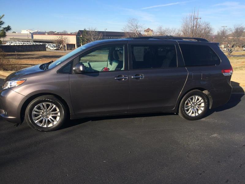 2011 Toyota Sienna For Sale At Old Guys Selling Cars In Cartersville GA
