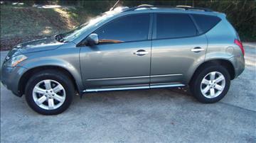 2006 Nissan Murano for sale in Cartersville, GA