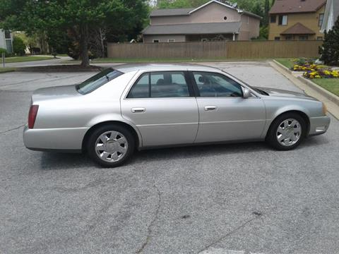 2004 Cadillac DeVille for sale in Cartersville, GA