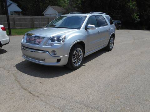 2012 GMC Acadia for sale in Kalamazoo, MI