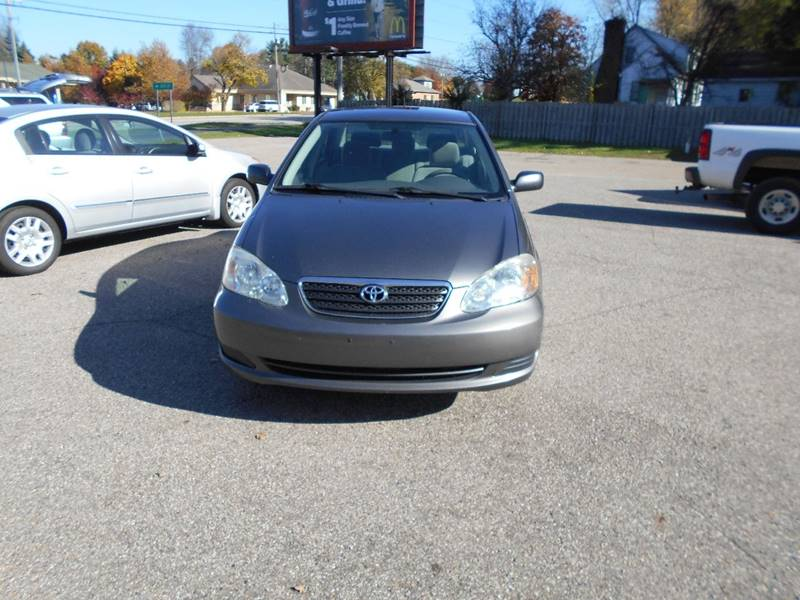 2005 Toyota Corolla For Sale At Michigan Auto Sales In Kalamazoo MI