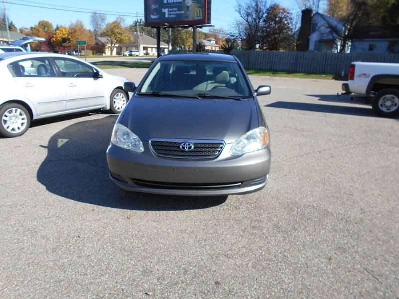 2005 Toyota Corolla For Sale At Michigan Auto Sales In Kalamazoo MI
