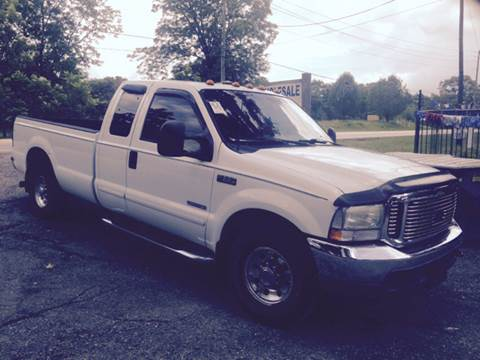 2003 Ford F-250 Super Duty for sale in Eight Mile, AL