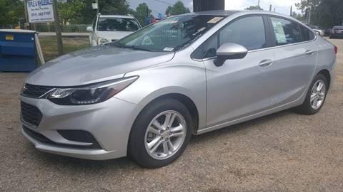 2017 Chevrolet Cruze for sale in Eight Mile, AL