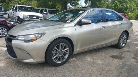 2016 Toyota Camry for sale in Eight Mile, AL