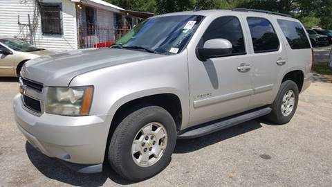2007 Chevrolet Tahoe for sale in Eight Mile, AL