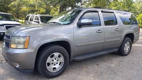 2007 Chevrolet Suburban for sale in Eight Mile, AL