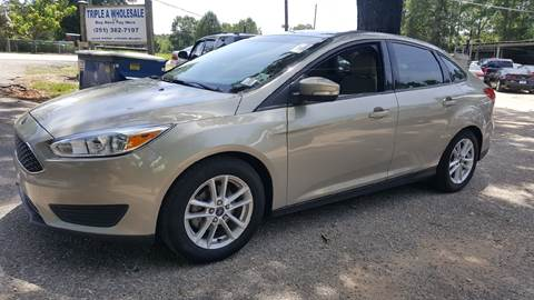 2015 Ford Focus for sale in Eight Mile, AL