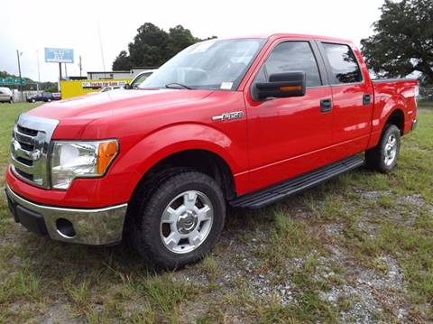 2011 Ford F-150 for sale in Eight Mile, AL