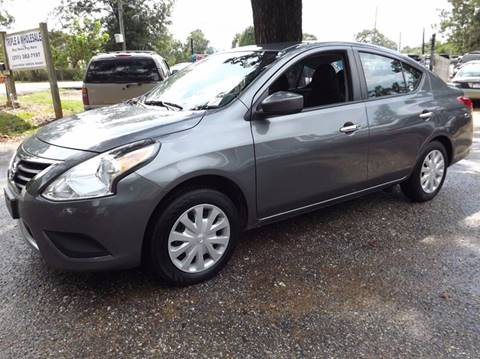 2017 Nissan Versa for sale in Eight Mile, AL