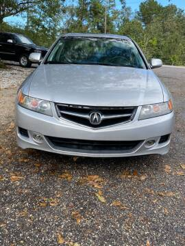 2008 Acura TSX for sale at Triple A Wholesale llc in Eight Mile AL