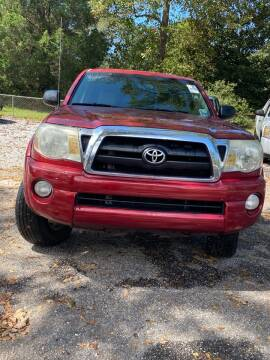 2005 Toyota Tacoma for sale at Triple A Wholesale llc in Eight Mile AL